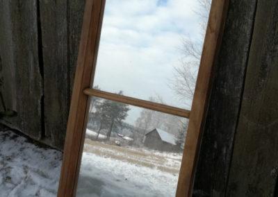 Iso ikkunapeili